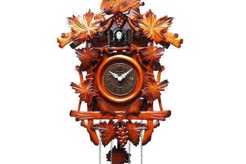 настенные часы с кукушкой