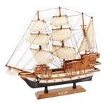 модели кораблей из дерева