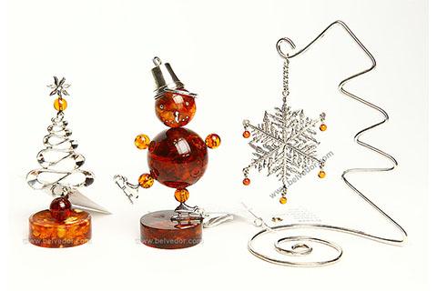 Янтарные сувениры
