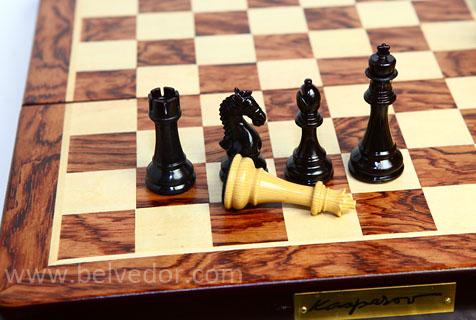 шахматы каспаров