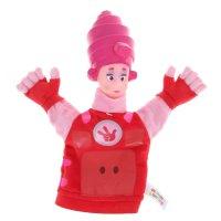 Мягкая игрушка мася, фиксики кукла на руку 25см v71345/25