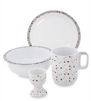 Tc-12 набор посуды для завтрака