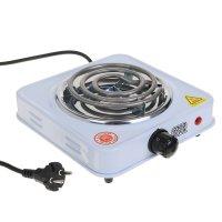 Плитка электрическая goodhelper es-10t10, 1 конфорка, мощность 1000 вт