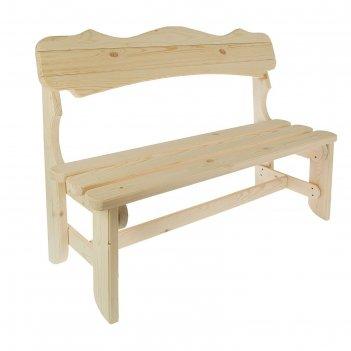 Скамейка к набору разбойник 160 см