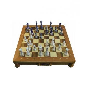 Шахматы классические c деревянной доской - 3