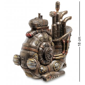 Ws-866 шкатулка в стиле стимпанк наутилус