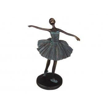 Статуэтка балерина 19*13*28 см.коллекция ар-нуво (кор=6шт.)
