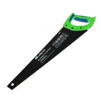 Ножовка сибртех зубец, по дереву, 450 мм, 7-8tpi, калёный зуб, 2d заточка,