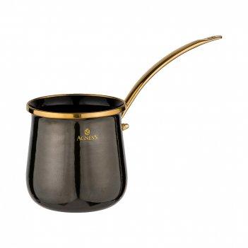 Турка agness эмалированная, 0,35л подходит для индукцион.плит