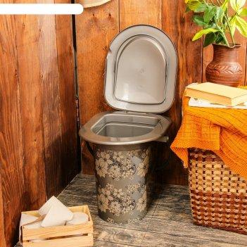 Ведро-туалет 17л. парма