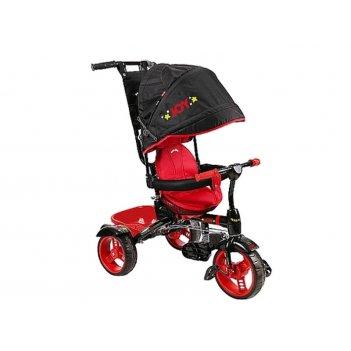 Велосипед детский вд4/1 черн-красн.