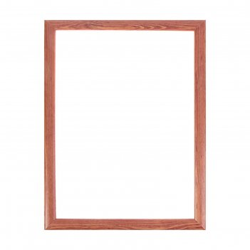 Рама для зеркал и картин, 30 х 40, ширина 2,6 см, berta, орех