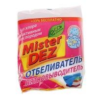 Отбеливатель-пятновыводитель mister dez с активным кислородом 300 г