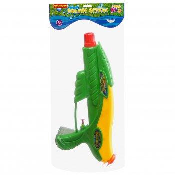 Водный пистолет наше лето зелёный  bondibon