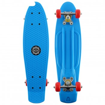 Скейтборд m-450, размер 56x14 см, колеса pvc d= 50 мм