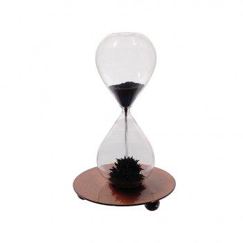 Декоративное изделие песочные часы (15сек.), l7.5 h12 см