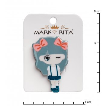 Mr-150 брошь-булавка mark rita