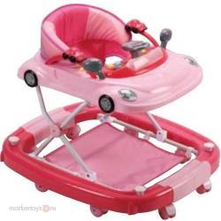 Good child ходунки (8 силик.колес,игрушки,муз)(61*15*71)
