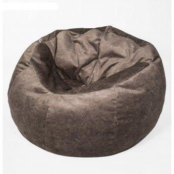 Бескаркасное кресло «софт» большое, длина 100 см, ширина 110 см, высота 85