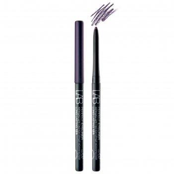Карандаш для глаз belita lab colour perfect eyeliner, механический, тон 07
