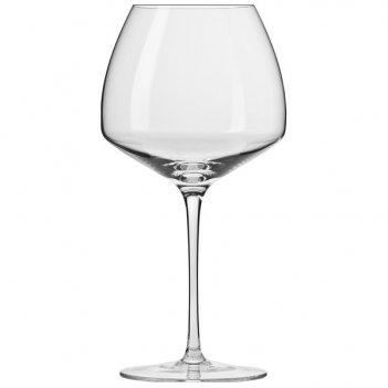 Бокал для красного вина krosno винотека. бургундское 850мл
