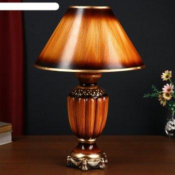 Лампа настольная 32017/1 e27 40вт 35х35х50 см