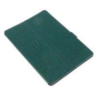 Чехол-книжка norton ультратонкий 10,1 крепление резинки (262х181 мм) (зеле