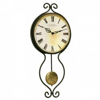 Настенные часы из металла  2200-00-800