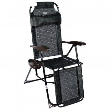 Кресло-шезлонг, 820x590x1160мм, венге кш3