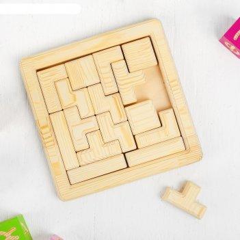 Тетрис - головоломка   п046