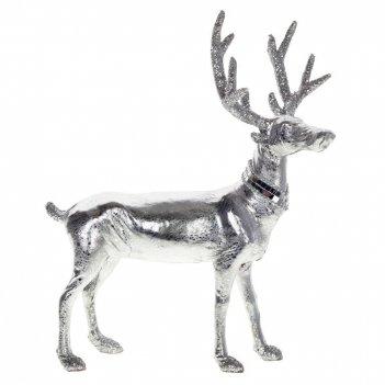 Фигурка декоративная олень, l28 w7 h36 см