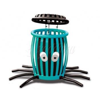 Урна для детских площадок «осьминог» объём: ? литров