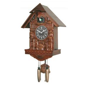 Настенные часы с кукушкой sinix 810