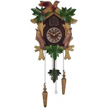 Настенные часы с кукушкой columbus сq-072