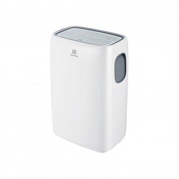 Кондиционер мобильный electrolux eacm-13 cl/n3, класс а, 33 м2, белый