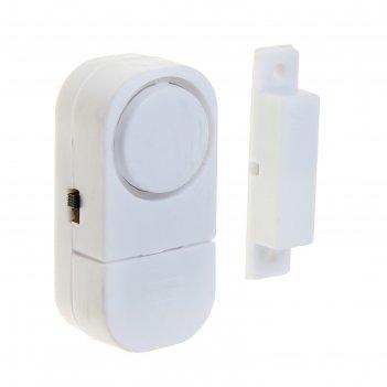 Сигнализация на открывание двери luazon , батарейки ag10 в комплекте