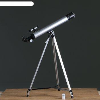 Телескоп напольный сувенирный космос сменные линзы 50х-100х