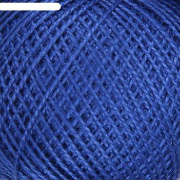Нитки вязальные ирис 150м/25гр 100% мерсеризованный хлопок цвет 2411