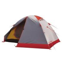 Tramp палатка peak 2 (v2) серый