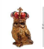 Ns-141 статуэтка сова с короной