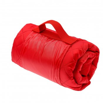 Плед флисовый для пикника водонепроницаемый picnic bags, размер 115 х 140