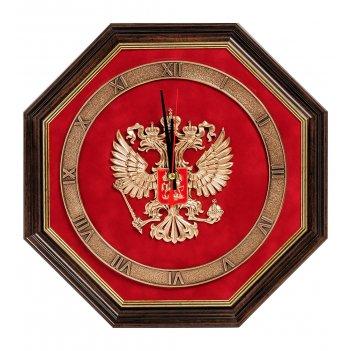 Пк-211 настенные часы герб россии