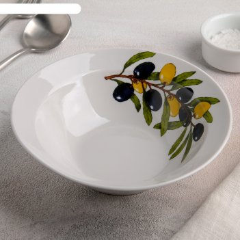 Миска 300 мл оливки, 17 см