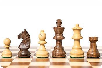 Фигуры шахматные классические, король 7см