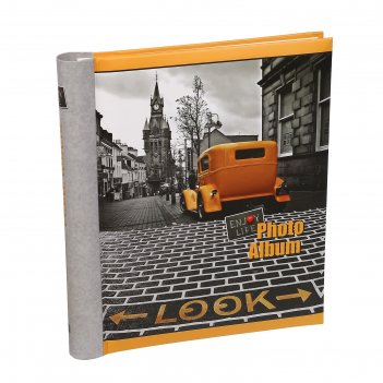 Фотоальбом магнитный 30 листов image art серия 38 23х28 см