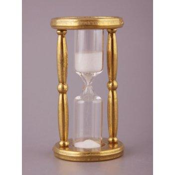 Часы песочные высота=7,5 см.