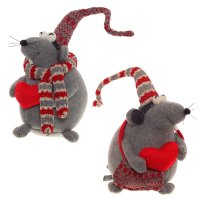 Мышь, l20 w14 h36 см, 2 в.
