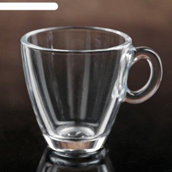 Чашка кофейная 72 мл аква