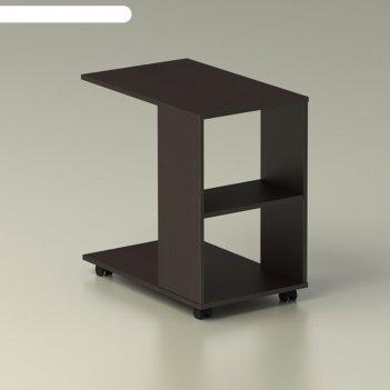 Столик прикроватный 690х425х692, венге