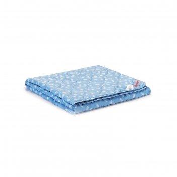 Одеяло лёгкое, размер 172 x 205 см, искусственный лебяжий пух
